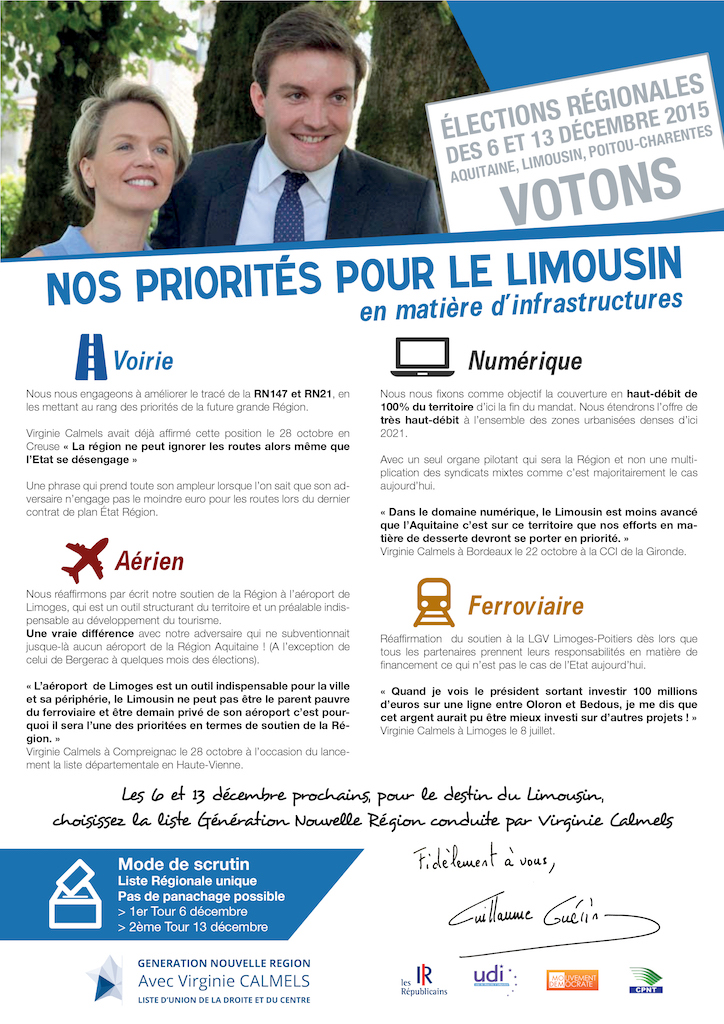 TRACT-A4-Infrastructures